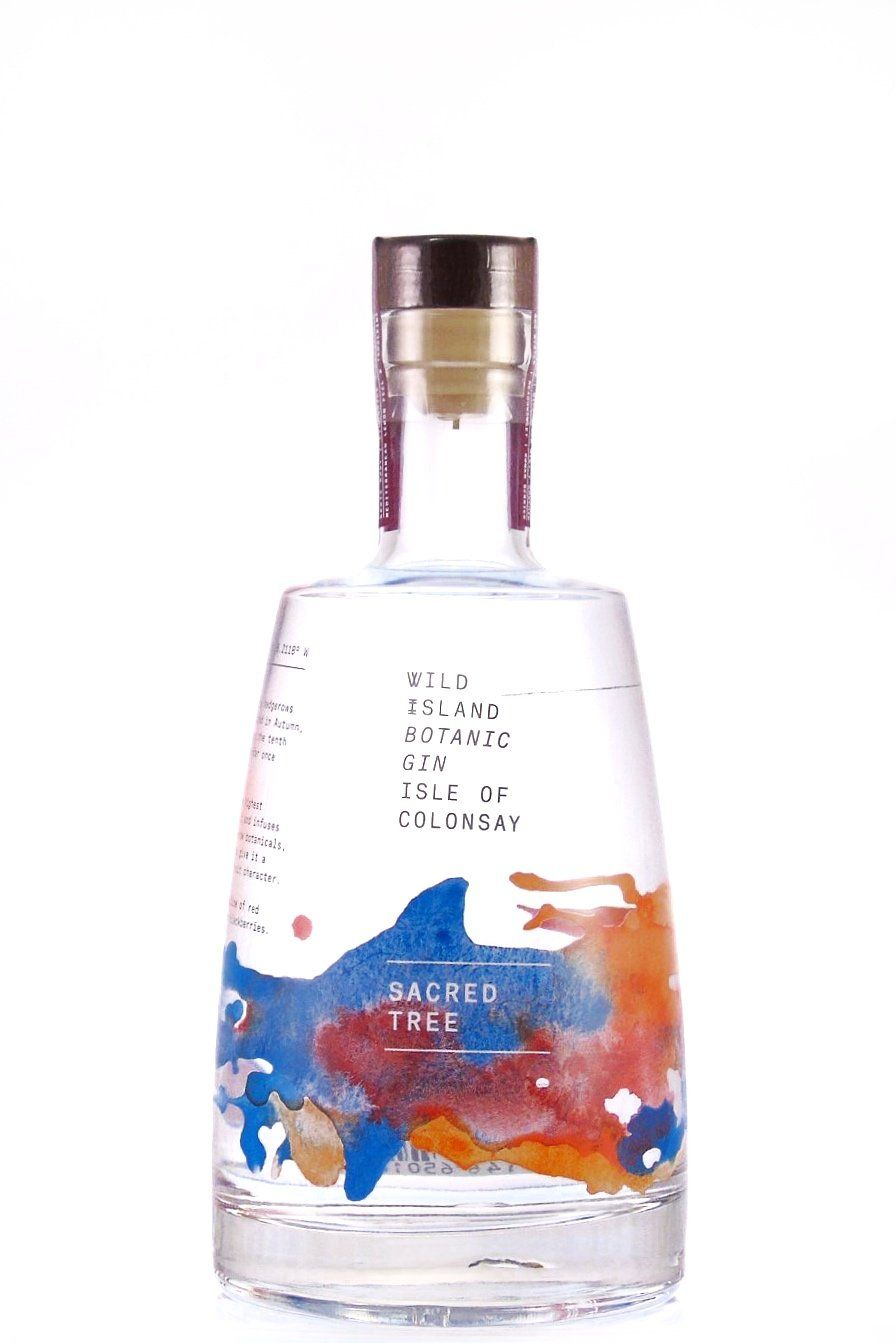 Wild Island Highcroft Gin