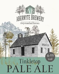 Abernyte Tinkletop Pale Ale