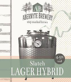 Abernyte Slatch Lager Hybrid