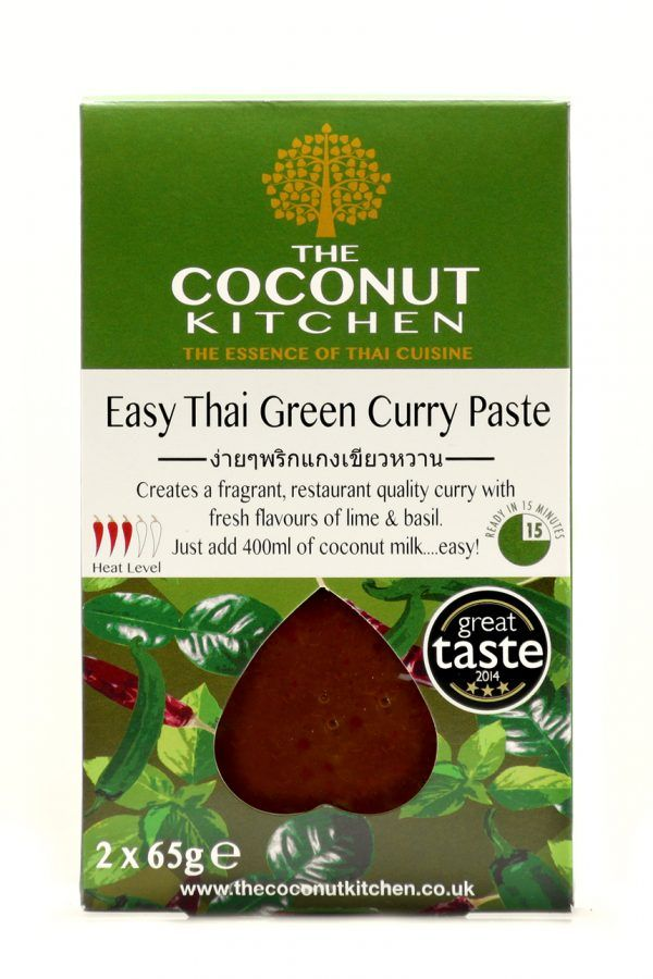 Coconut Kitchen Green Curry Paste Curry Sauces & Paste