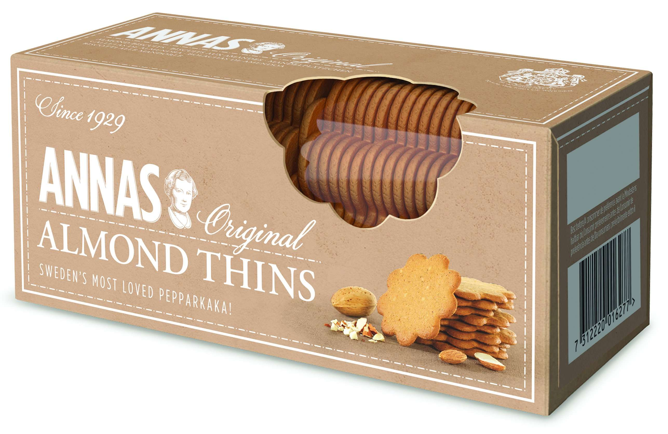 Anna's Almond Thins