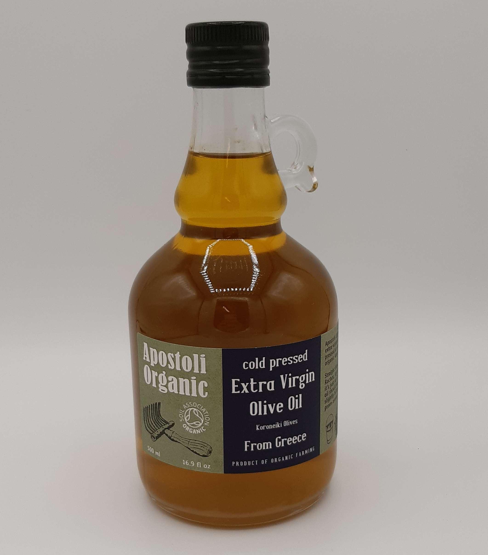 Apostoli Organic EV Olive Oil