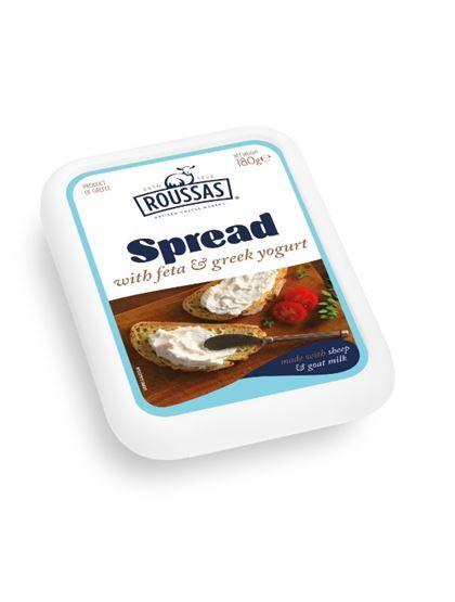 Roussas Feta & Yoghurt Spread