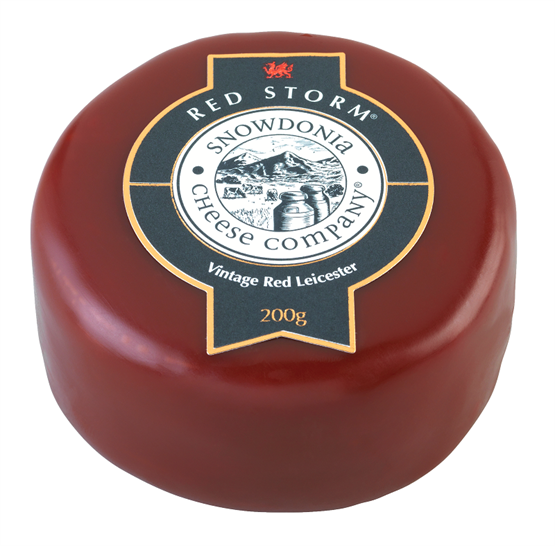 Red Storm Vintage Red Leicester