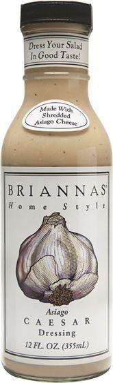 Brianna's Caesar Dressing