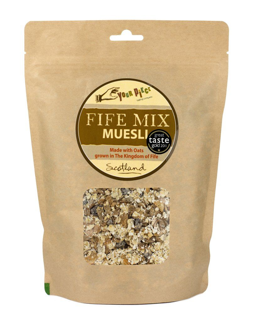 Fife Luxury Muesli