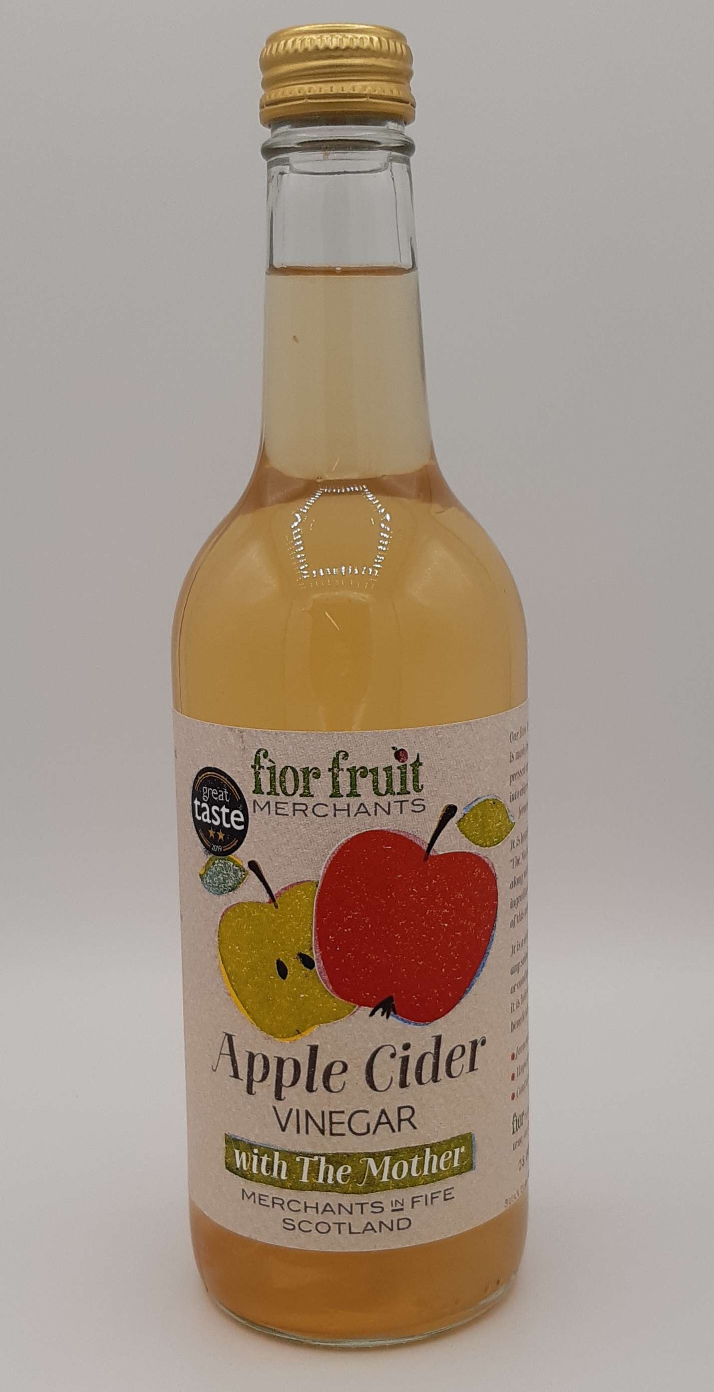 Fior Apple Cider Vinegar