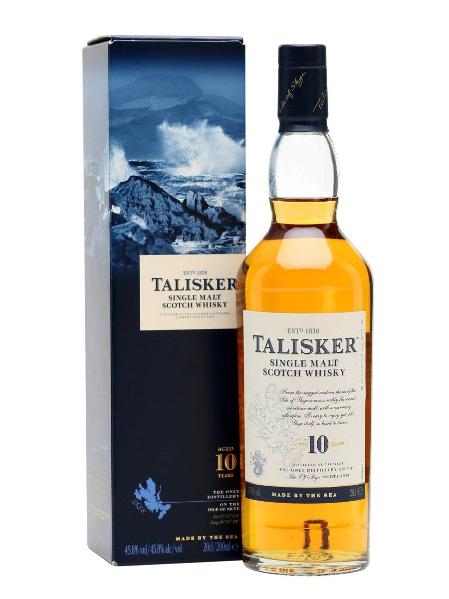 Talisker10 Year Old