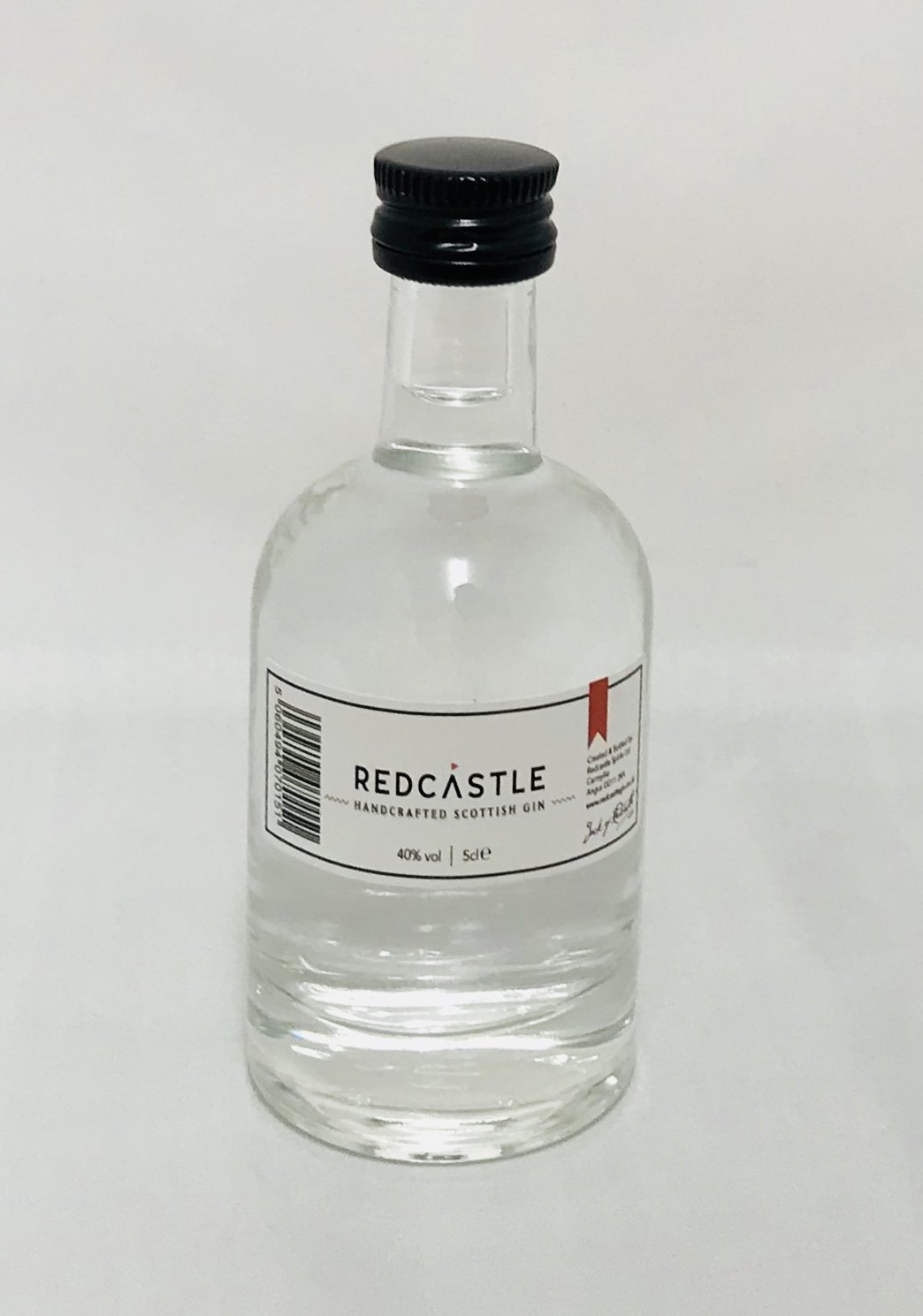 Redcastle Scottish Gin Gins & Gin Liqueurs