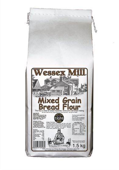 Wessex Mill Mixed Grain Flour