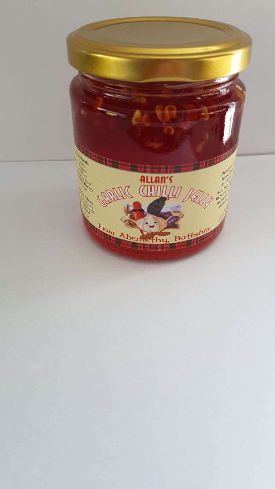 Allan's Garlic Chilli Jelly