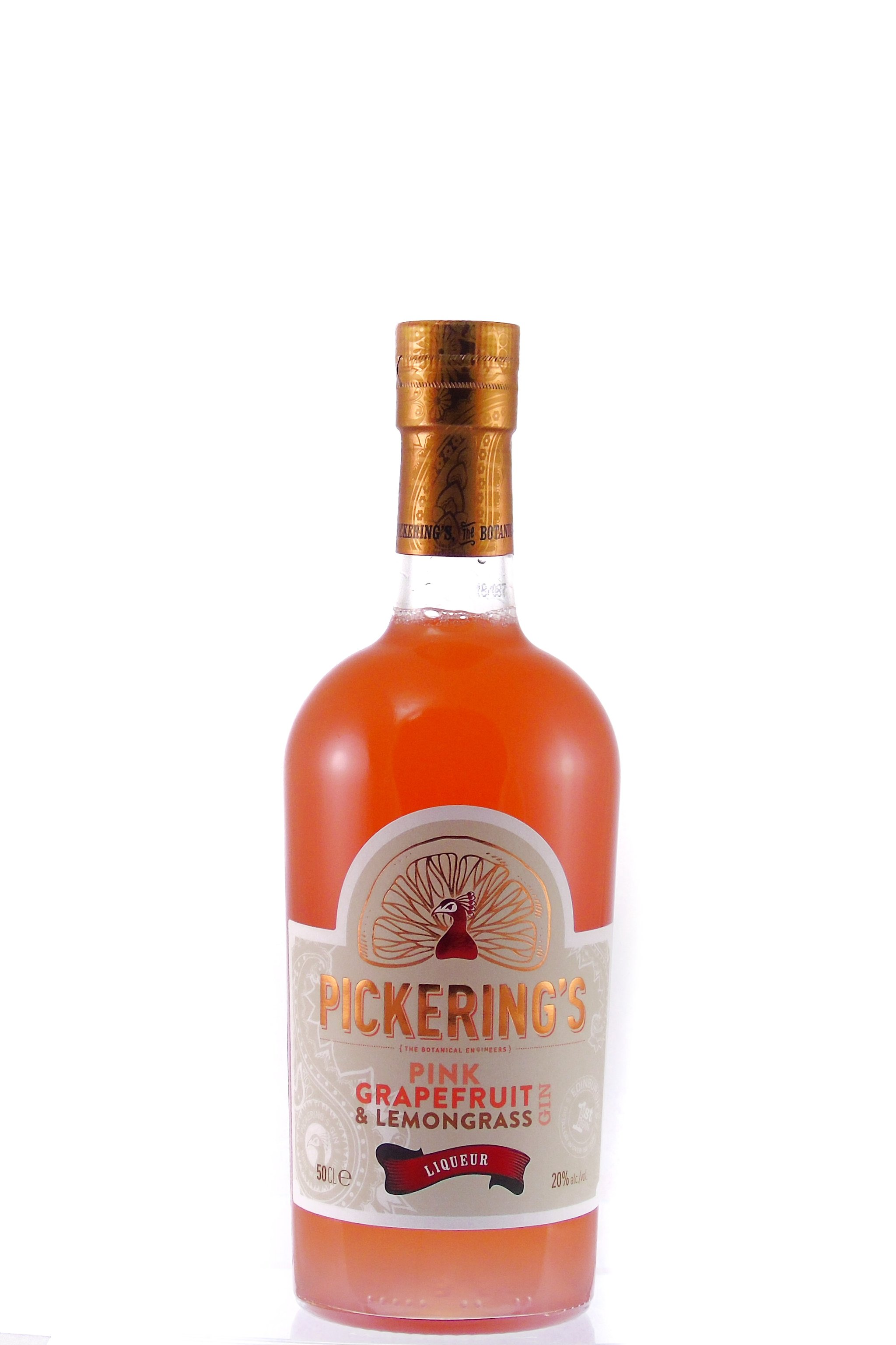 Pickerings Pink Grapefruit Gin