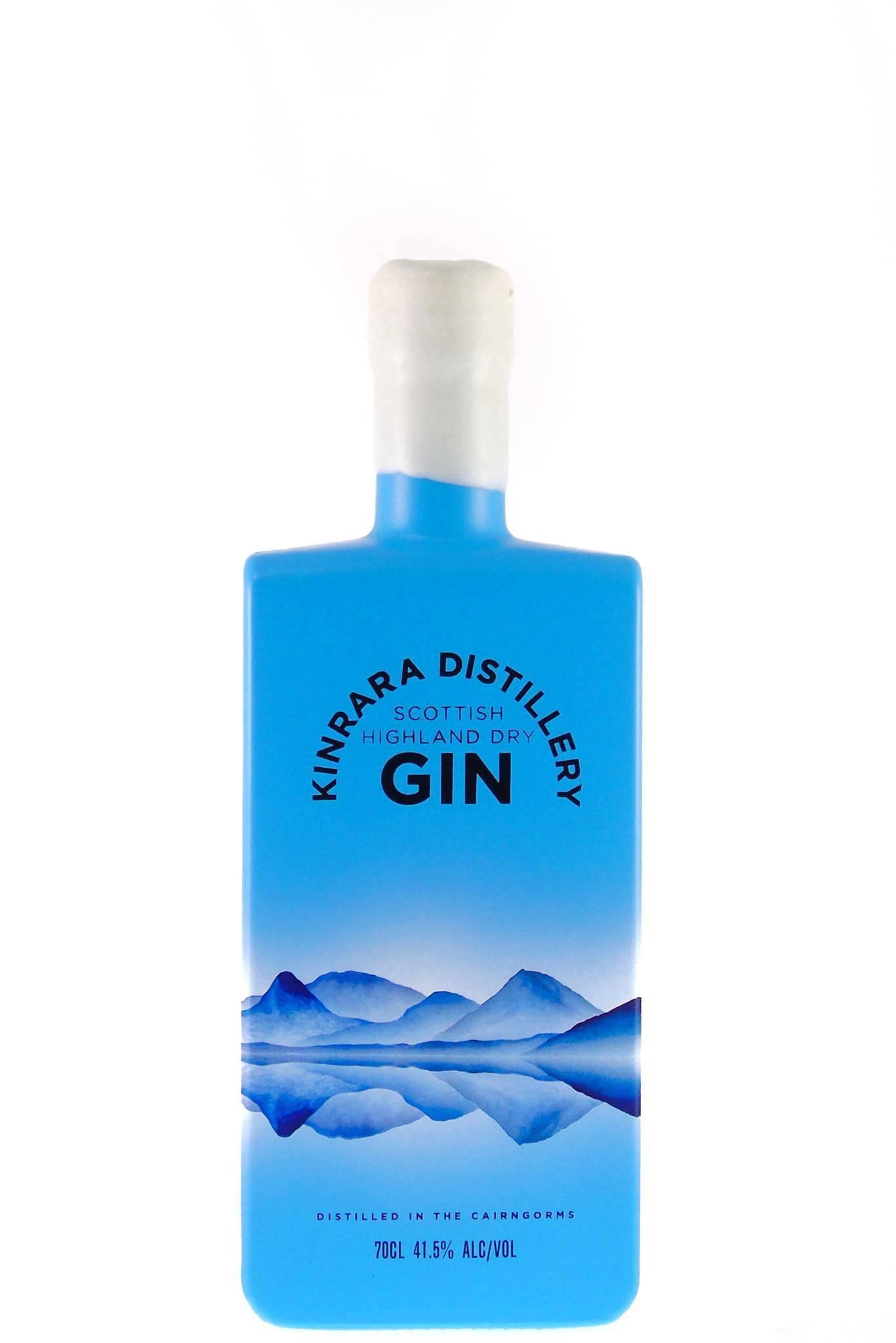 Kinrara Highland Dry Gin Gins & Gin Liqueurs