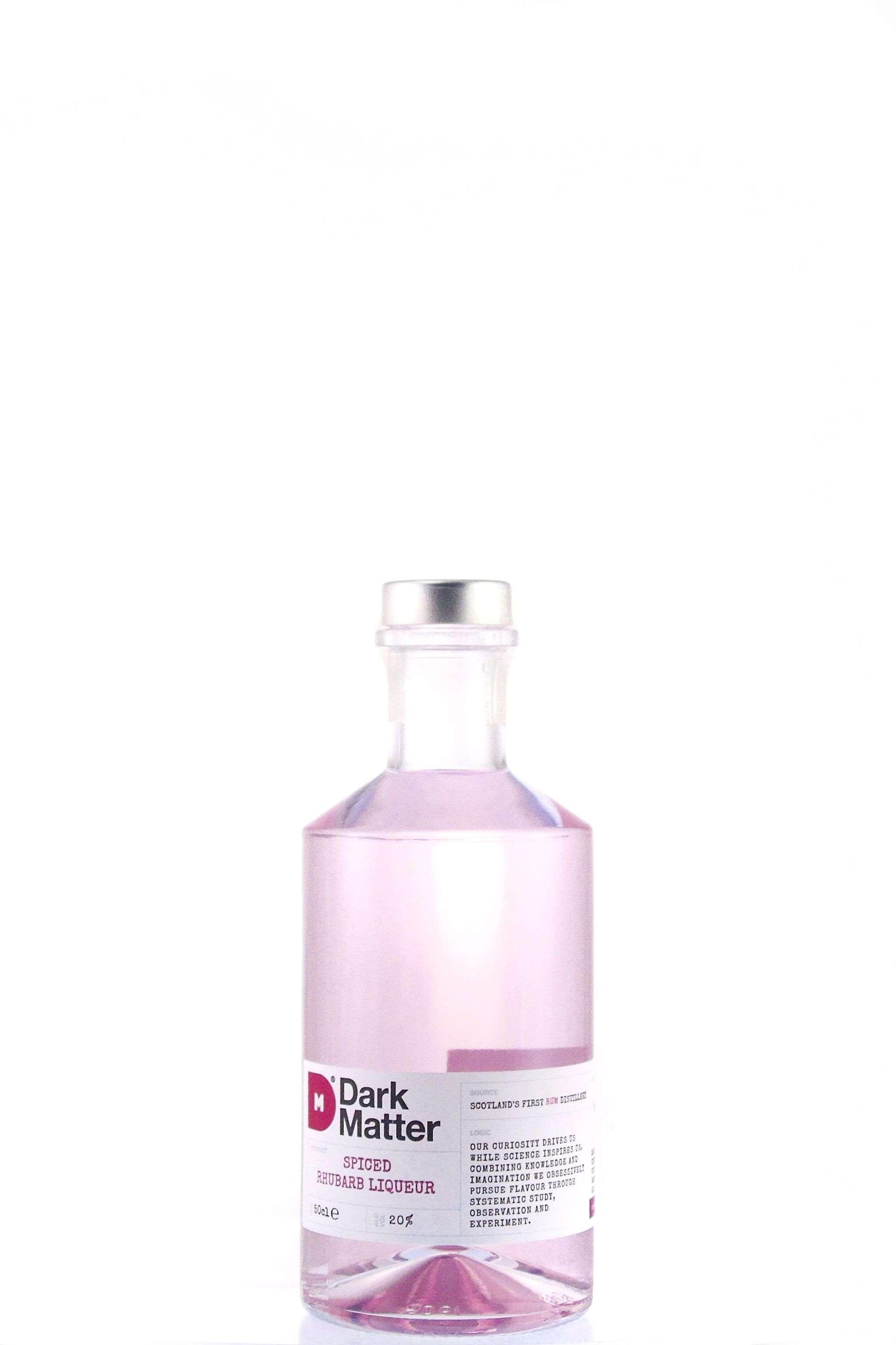 Dark Matter Rhubarb Rum