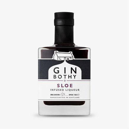 Gin Bothy Sloe Gin Liqueur