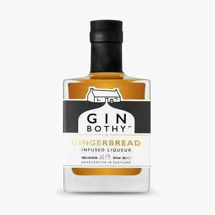 Gin Bothy Gingerbread Liqueur