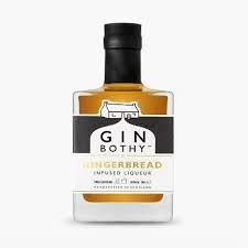 Gin Bothy Gingerbread Liqueur