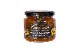 Wooden Spoon Bucks Fizz Marmalade