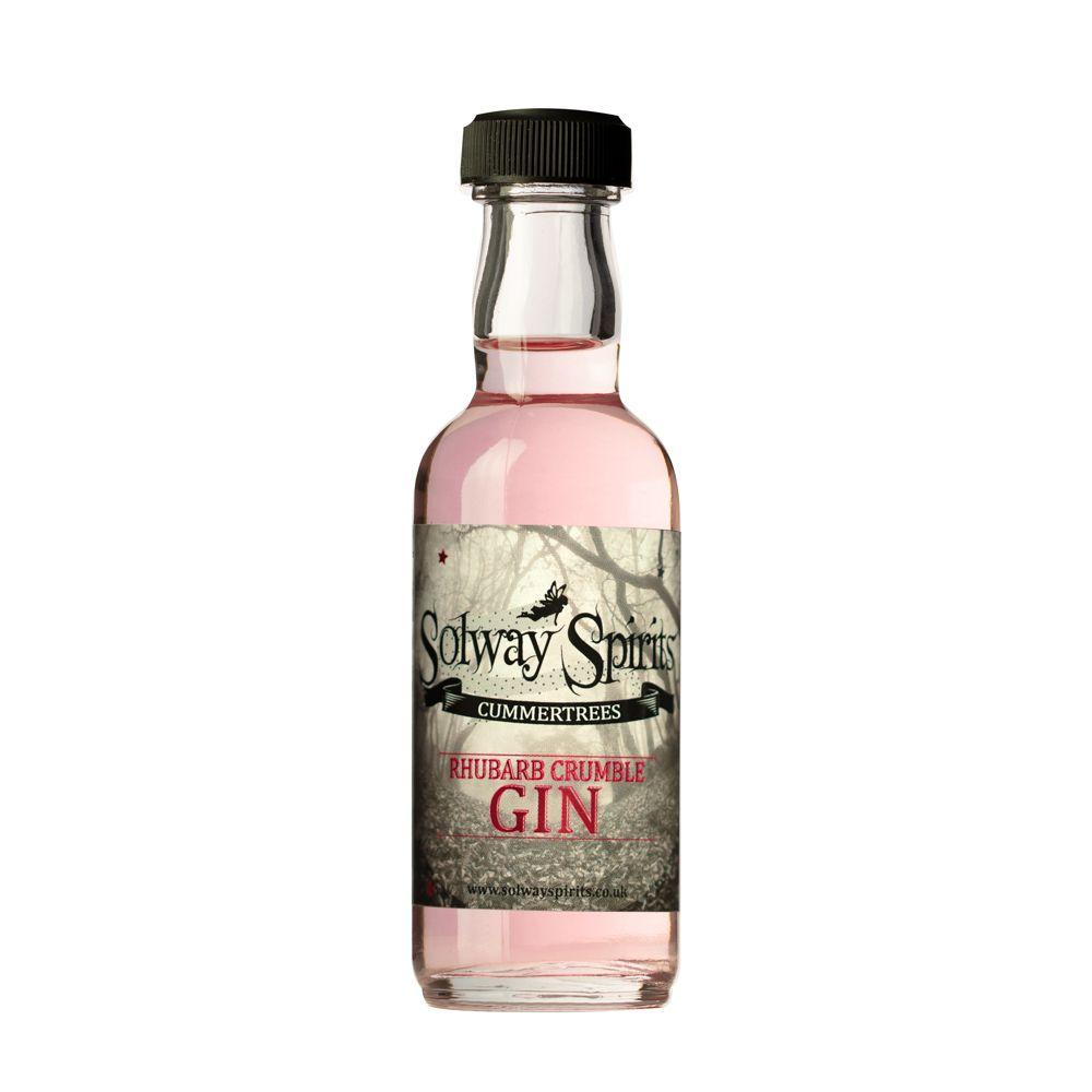 Solway Rhubarb Crumble Gin