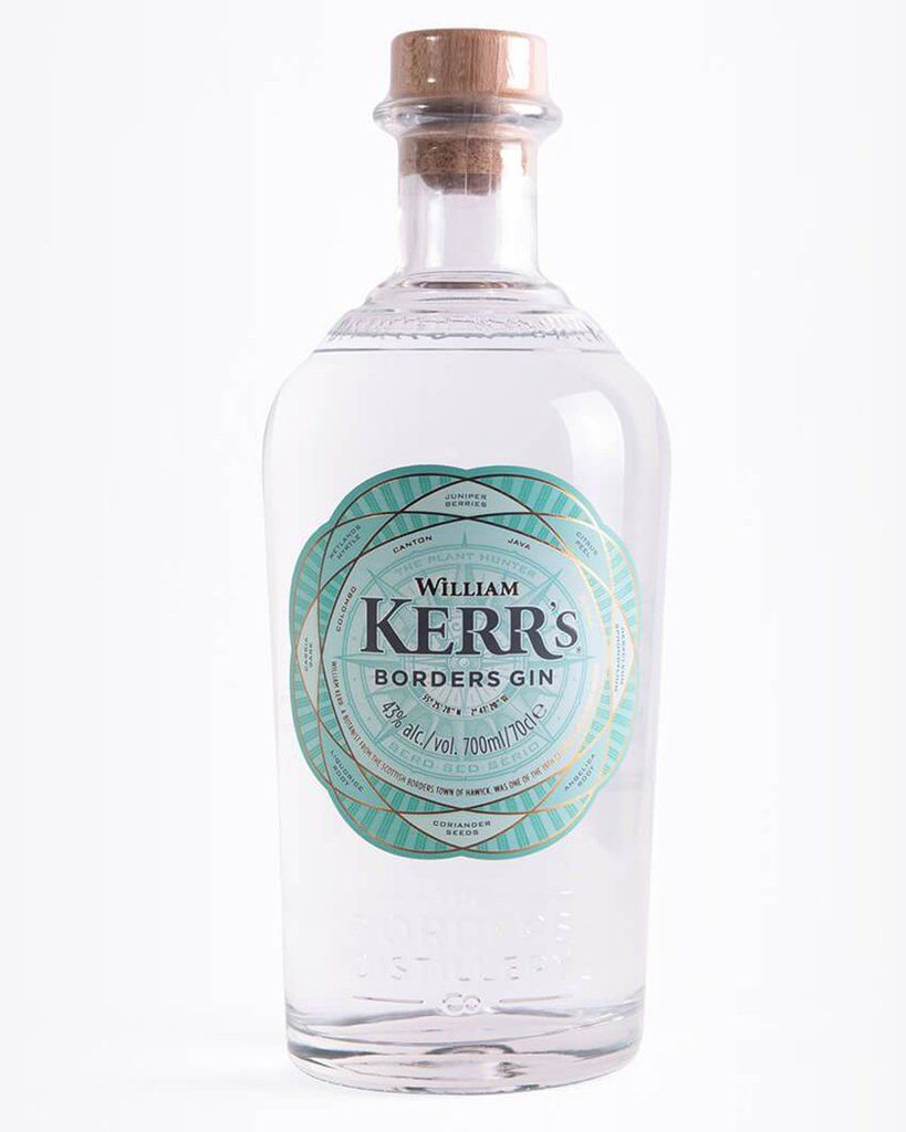 Wm Kerr's Borders Gin