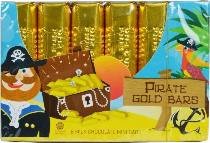 Pirate Gold Bars