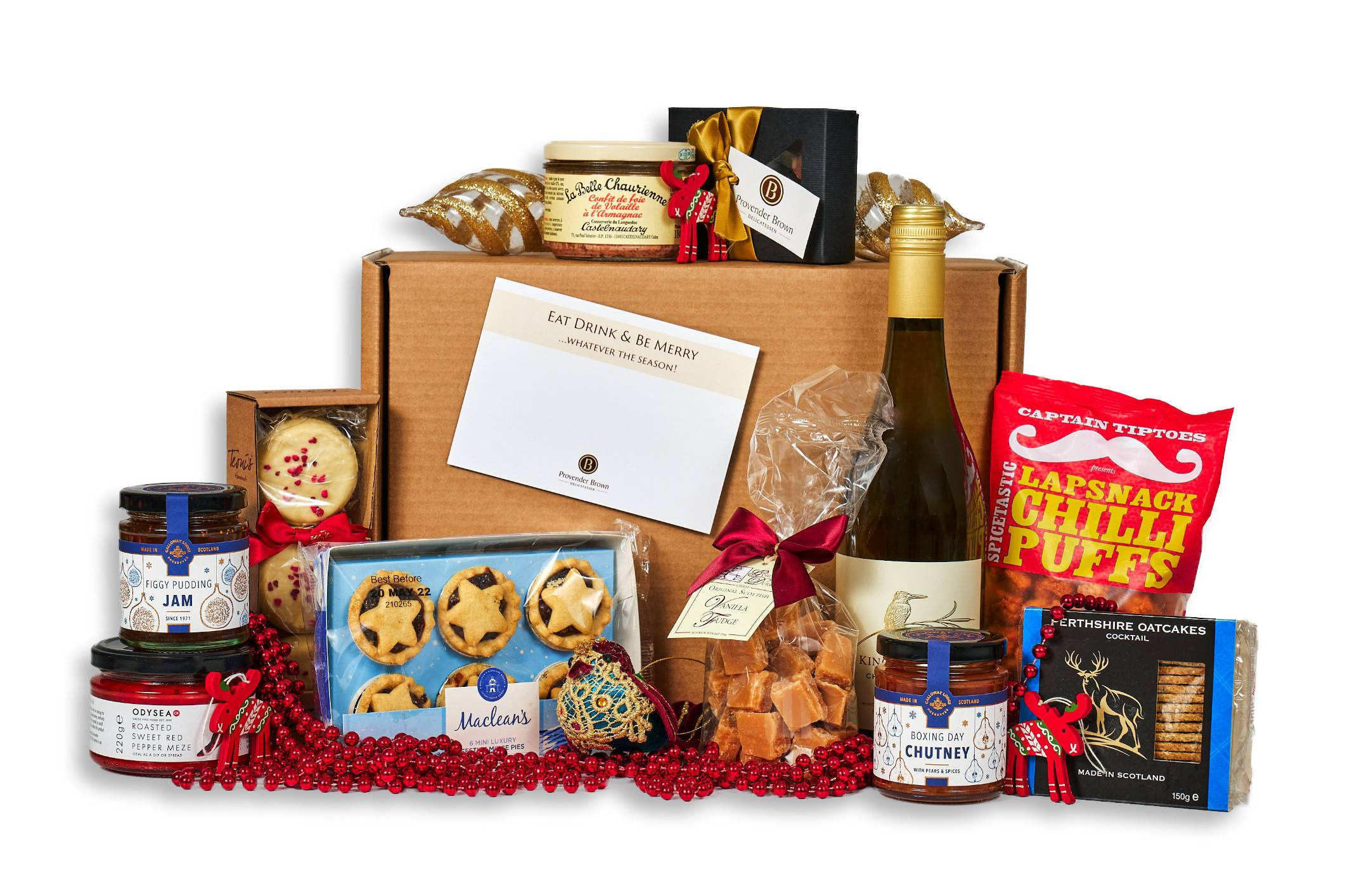 Sleigh Ride Hamper