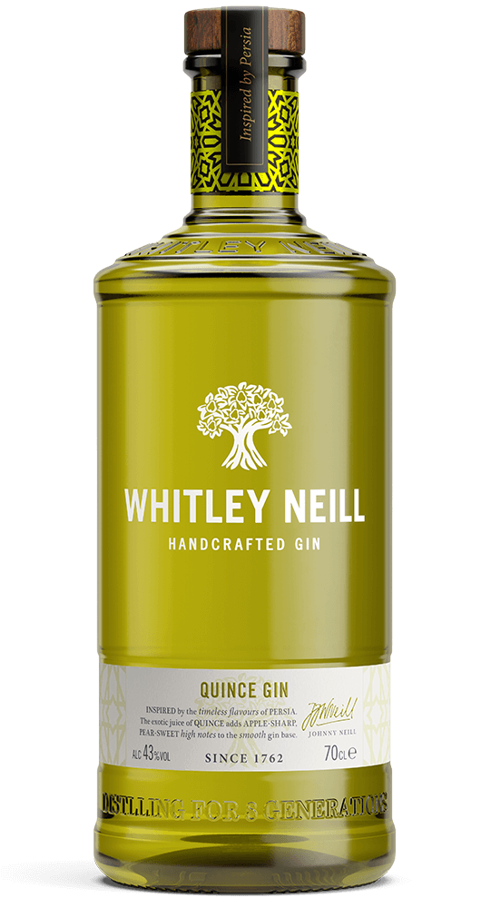 Whitley Neill Quince Gin Gins & Gin Liqueurs