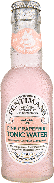 Fentimans Pink Grapefruit Tonic