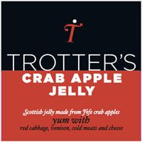 Trotters Crab Apple Jelly