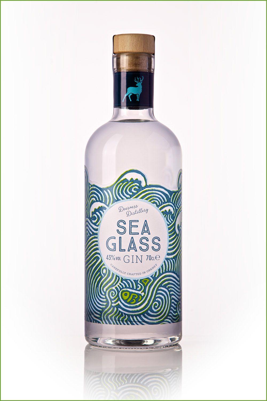 Seaglass Gin Gins & Gin Liqueurs