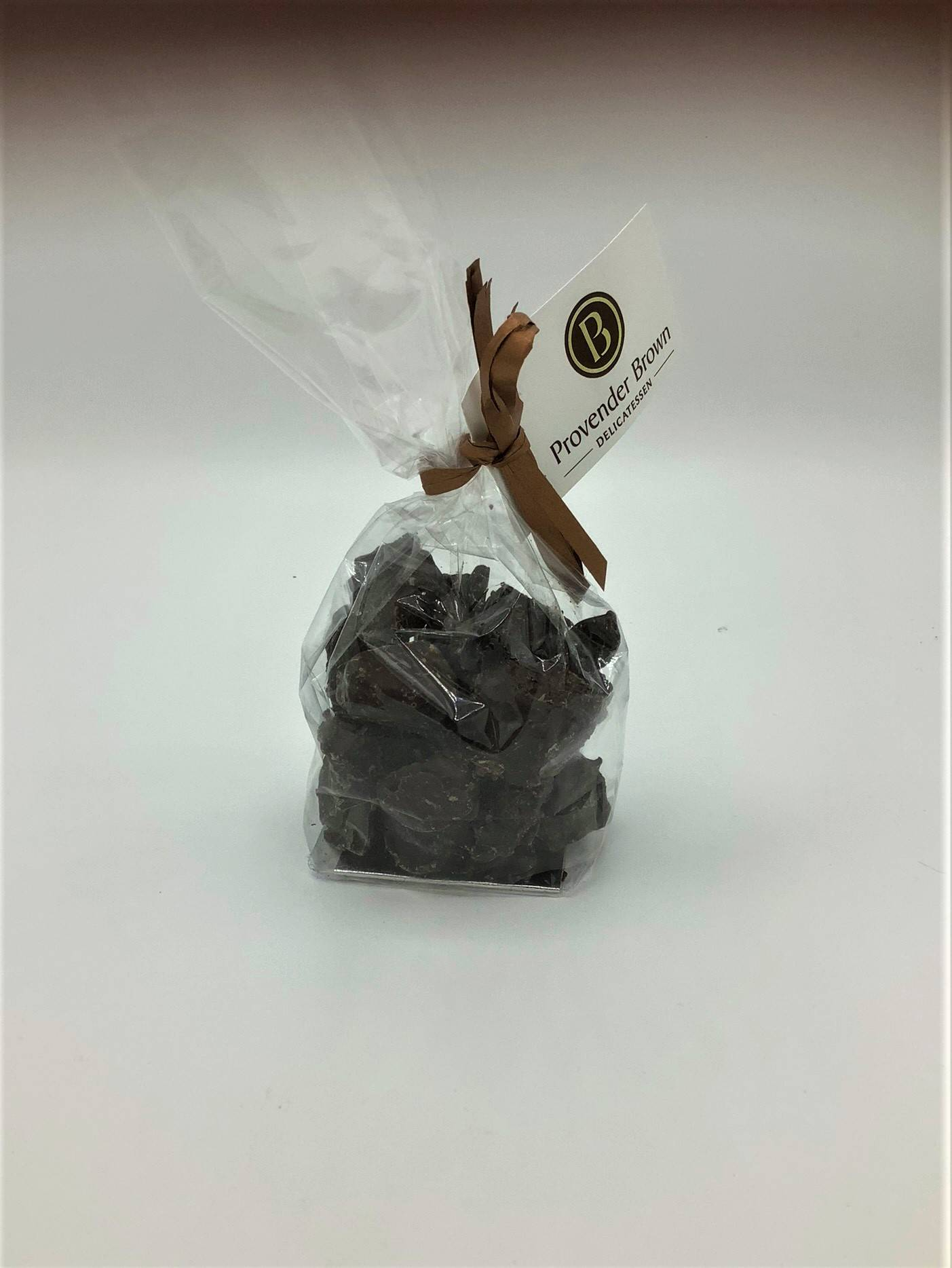 Provender Brown Choc Dipped Ginger Gifting Chocolates