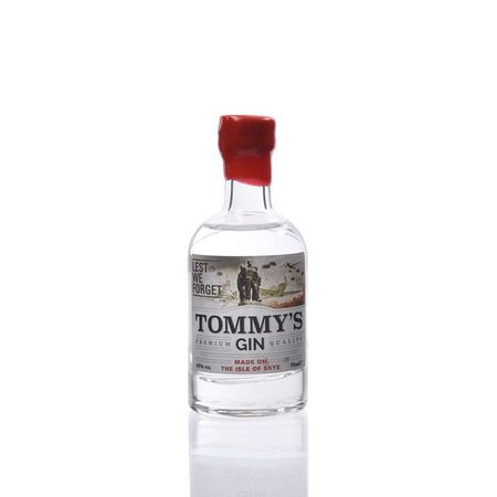 Misty Isle Tommy's Gin Gins & Gin Liqueurs