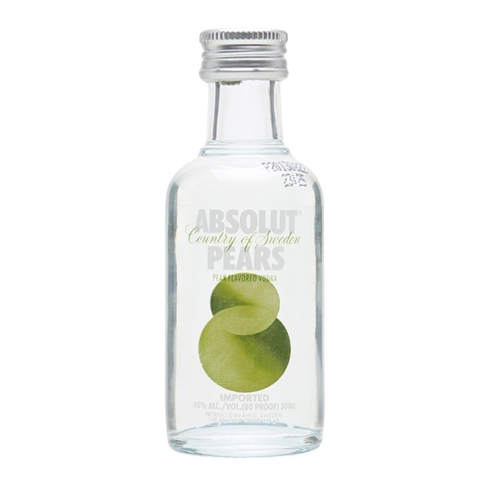 Absolut Pear Vodka