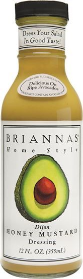 Brianna's Honey & Mustard Dressing