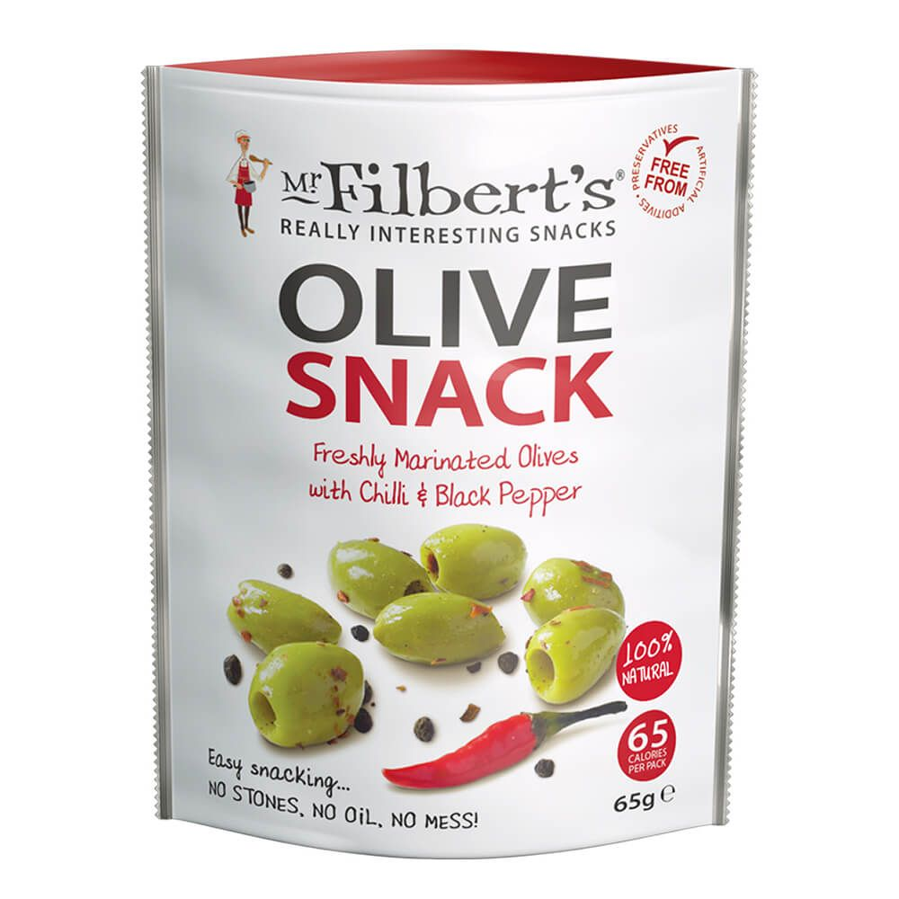 Mr Filbert's Green Olives