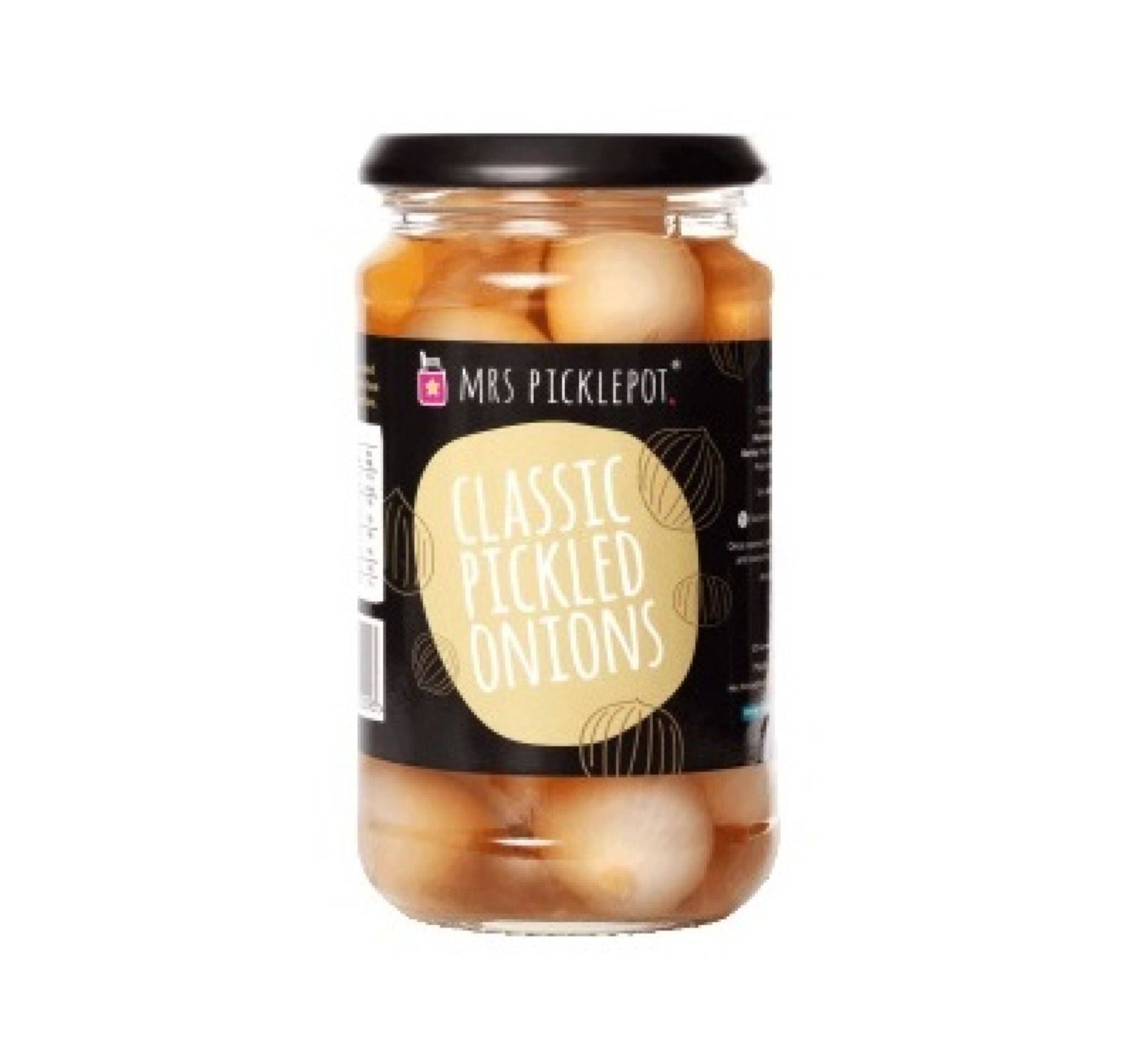 Mrs Picklepot Classic Pickled Onions