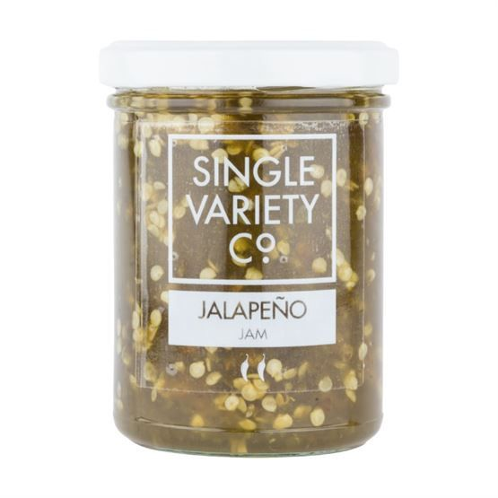 Single Variety Jalapeno Jam