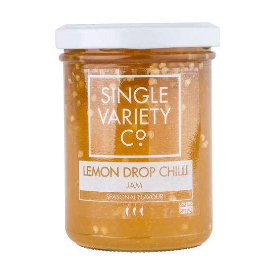 Single Variety Lemon Drop Chilli Jam