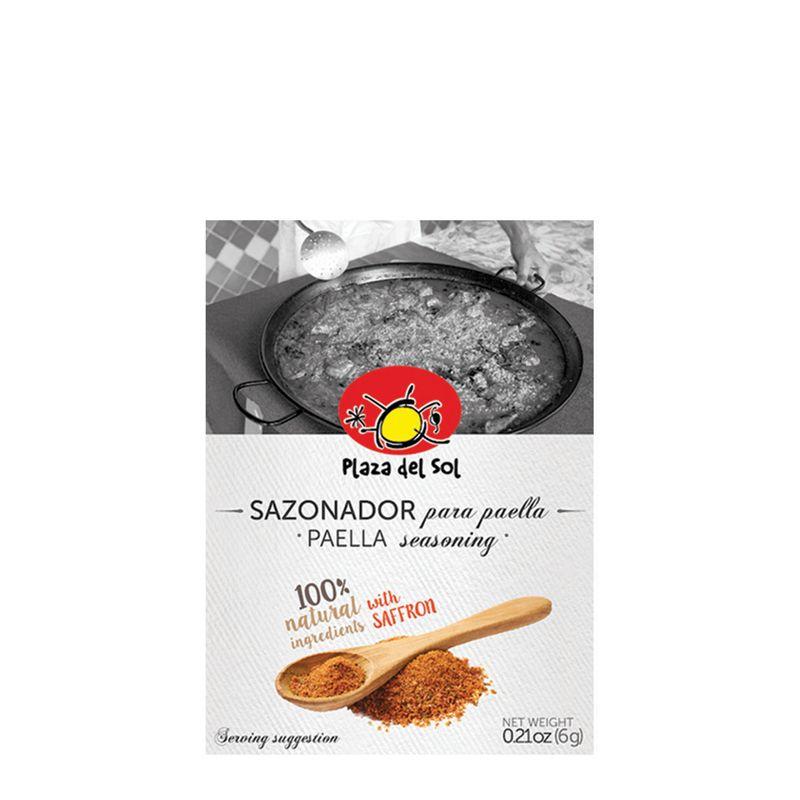 Plaza del Sol Paella Seasoning