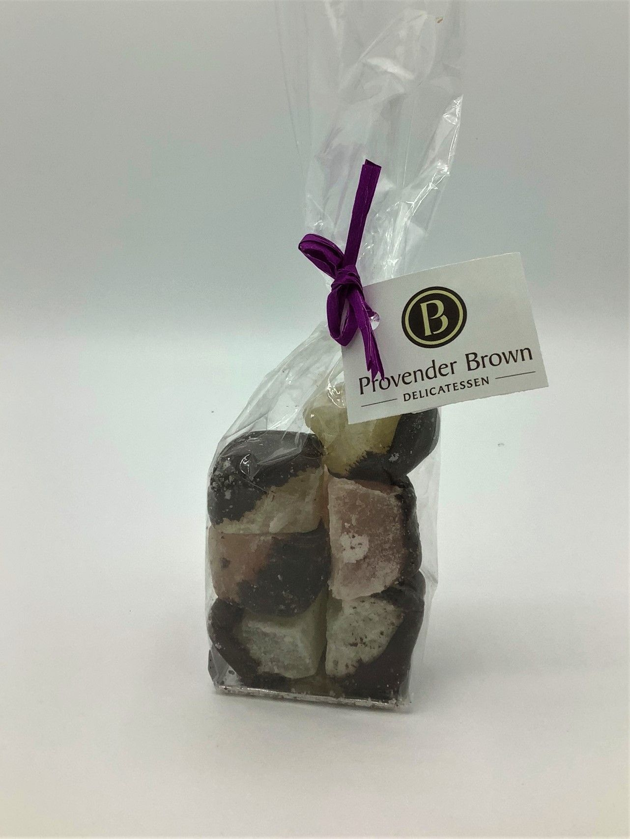 Provender Brown Dipped Turkish Delight