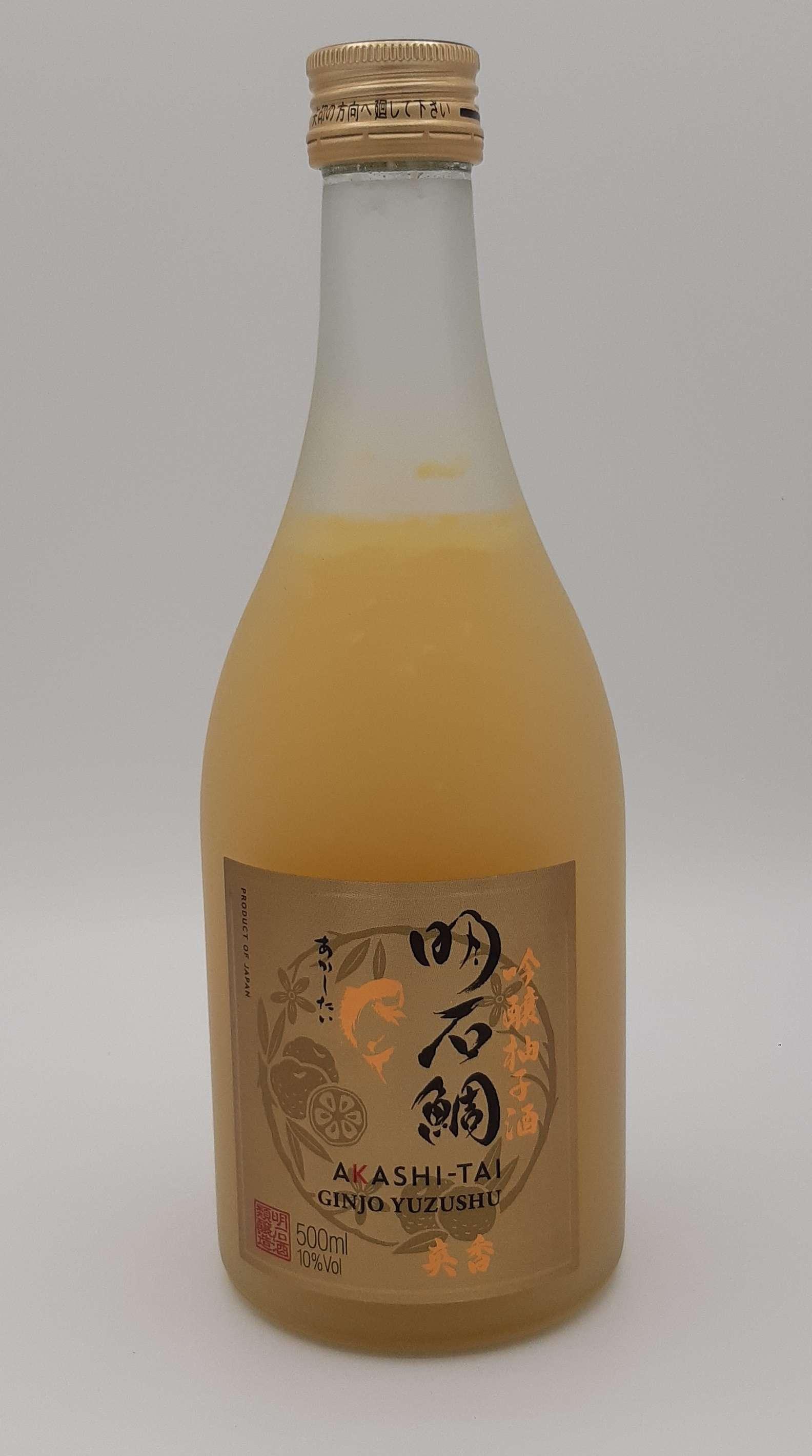 Akashi Tai Ginjo Citrus Sake
