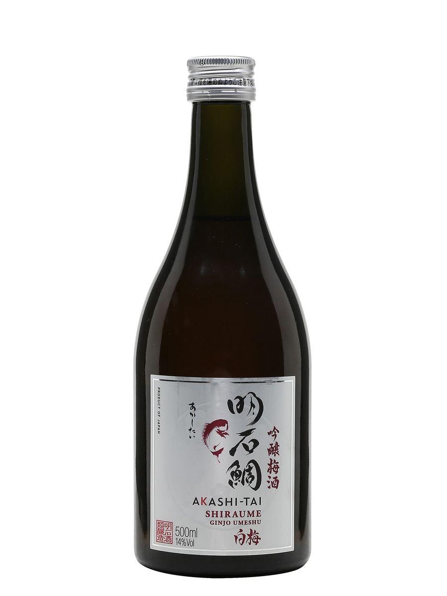 Akashi Shiraume Ginjo Plum Sake