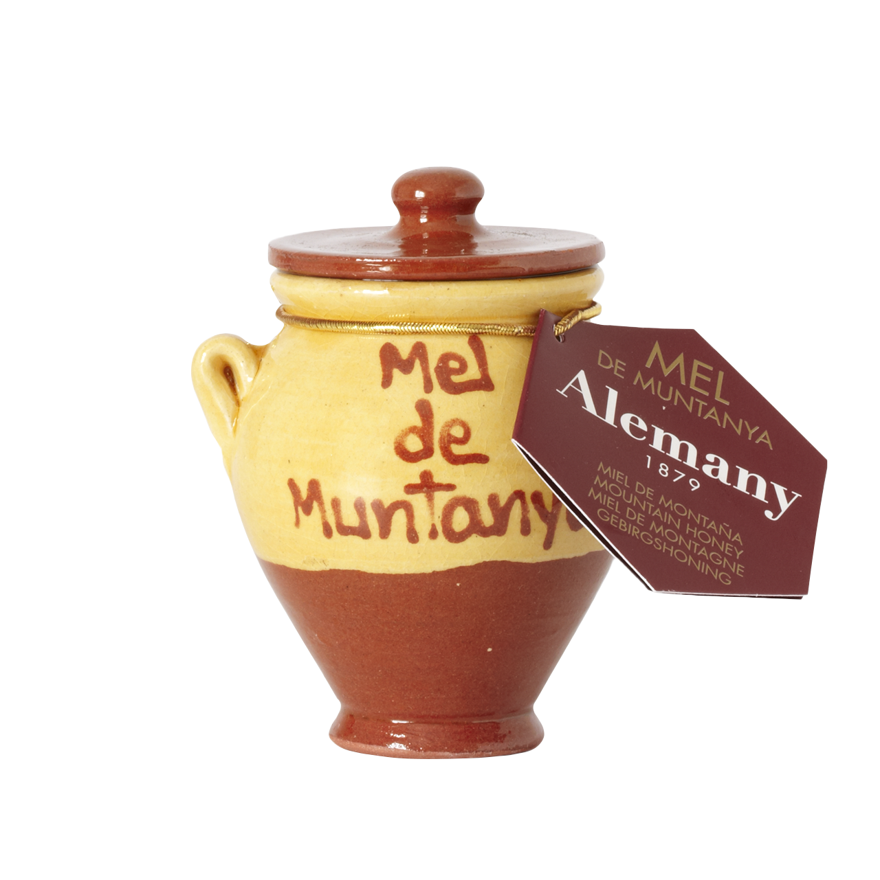 Alemany Mountain Honey
