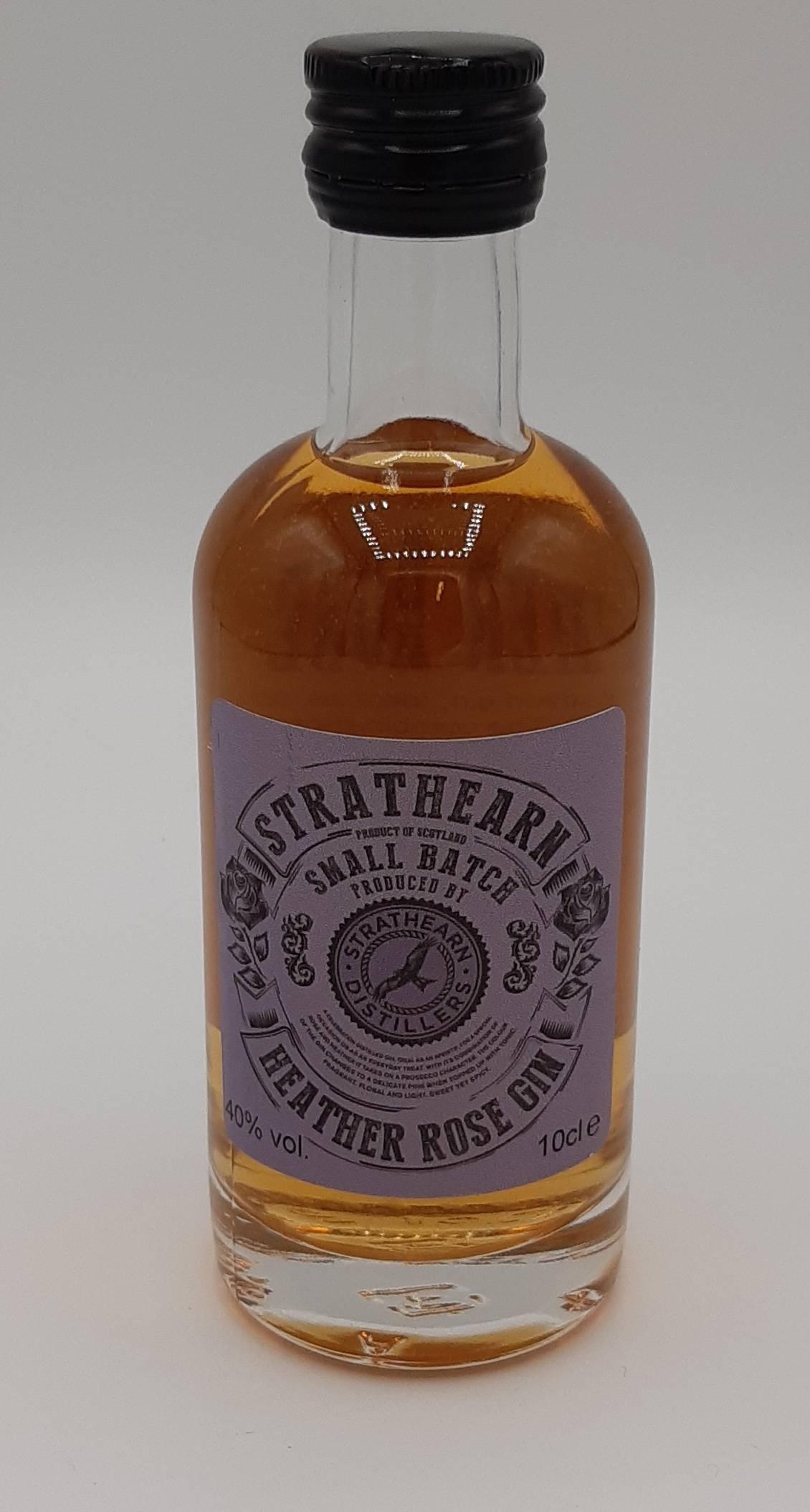 Strathearn Heather Rose Gin Gins & Gin Liqueurs