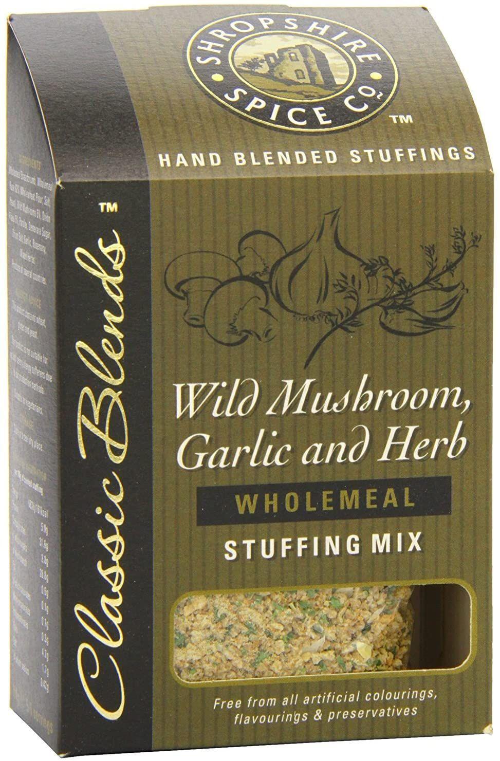 Shropshire Mushroom & Garlic Stuffing