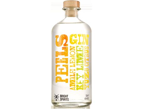 Bright Spirit Peels Gin