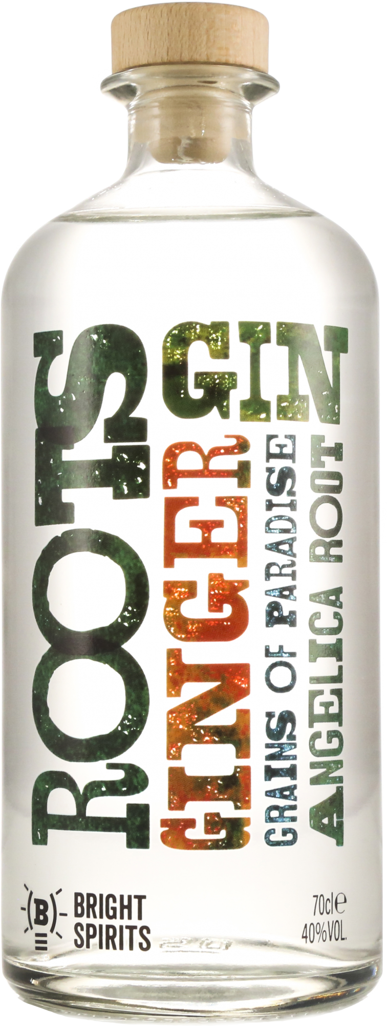 Bright Spirits Roots Gin Gins & Gin Liqueurs