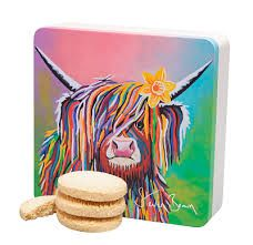Marie McCoo Shortbread Rounds