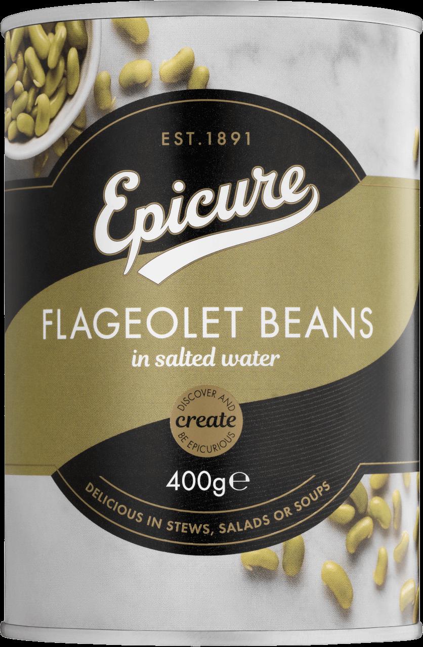 Epicure Flageolet Beans Pulses