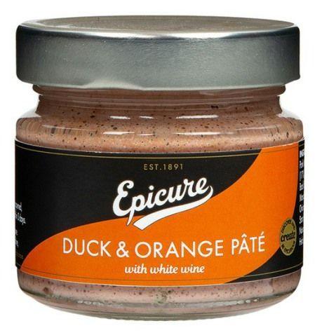 Epicure Pork Duck & Orange Pate
